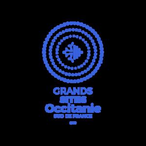 "Logo ""Grands Sites Occitanie"""